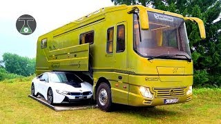 Download 6 Luxury Motor Homes You Need to See Mp3 and Videos