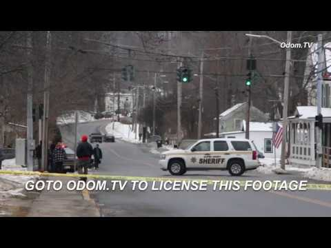 2018-01-11 - Double Homicide  - Suicide at Canal Lock Apartments in Ellenville, NY