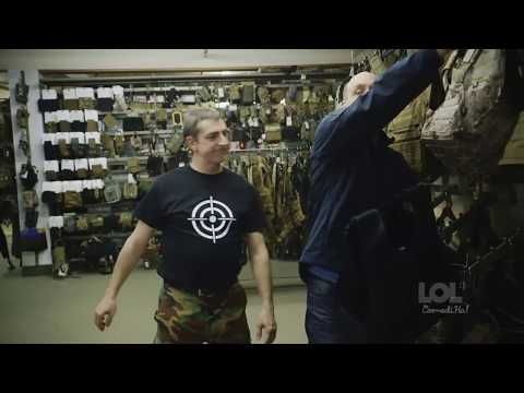 Useless Bulletproof Vest - LOL ComediHa