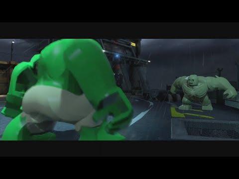 LEGO Marvel Super Heroes - Abomination Boss Battle HD