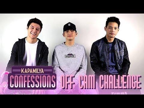 Kapamilya Confessions Challenge: Rhys, Seth and Ali take the 'Truth or Dare Challenge'