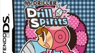 CGR Undertow - MR. DRILLER: DRILL SPIRITS review for Nintendo DS