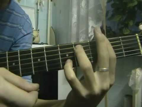 ГРУППА КРОВИ - аккорды -