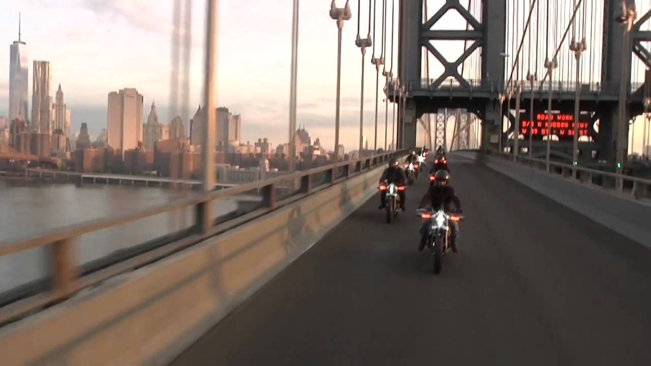 harley-davidson livewire on the streets of new york | new bikes