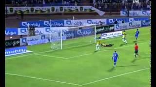 الهلال الاتحاد 5-0 .. HD