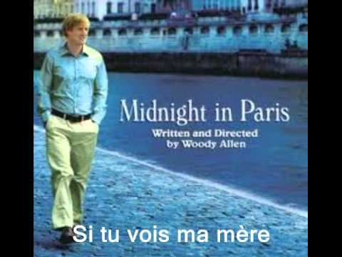 Si tu vois ma mère ( Midnight in Paris.) : Sydney Bechet