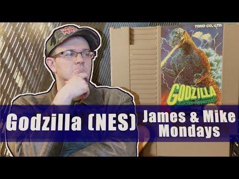 Godzilla (NES) James & Mike Mondays