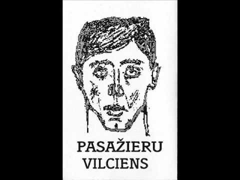 Pasazieru Vilciens - Mediibas (1989 Latvia Industrial Noise / Weird Music )
