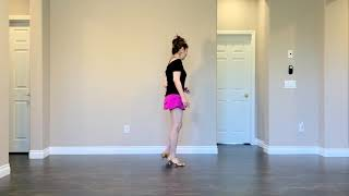 Let's Twist Again- Line dance tutorial