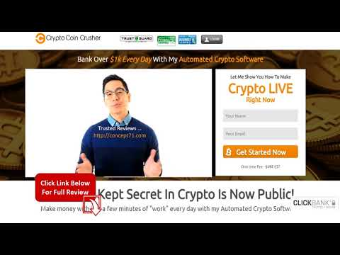 CryptoCoin Crusher Software Review Crypto Coin Crusher Software Scam Review Result