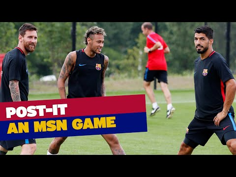 INSIDE TOUR | Post-it: An MSN game