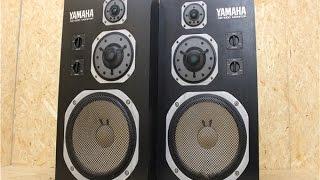 Yamaha NS-1000M & Onkyo A-820GTR