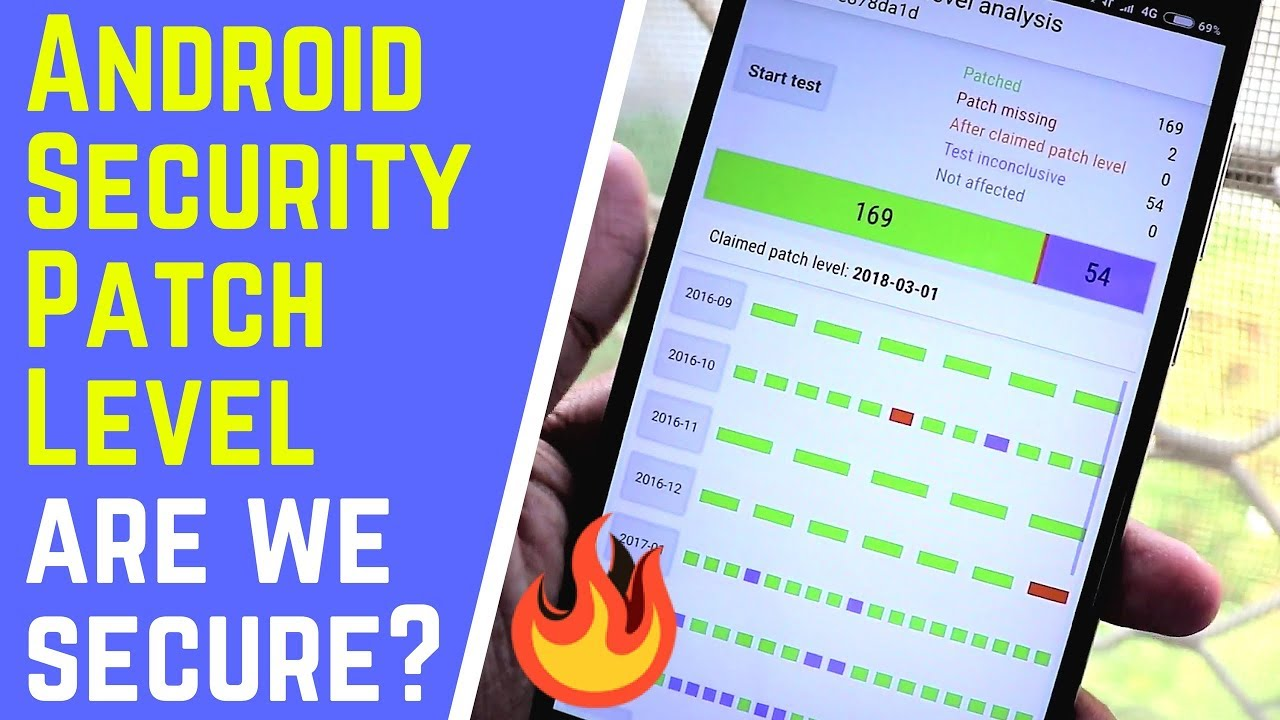 Android Security Patch Level Explained | How Secure is our Android Phone |  Hindi