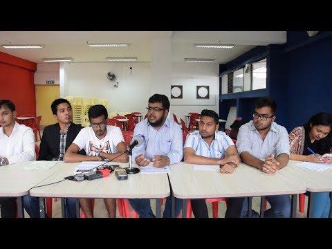 Insatisfaite de sa réunion avec Jhurry, la Student Union pourrait démissionner en bloc