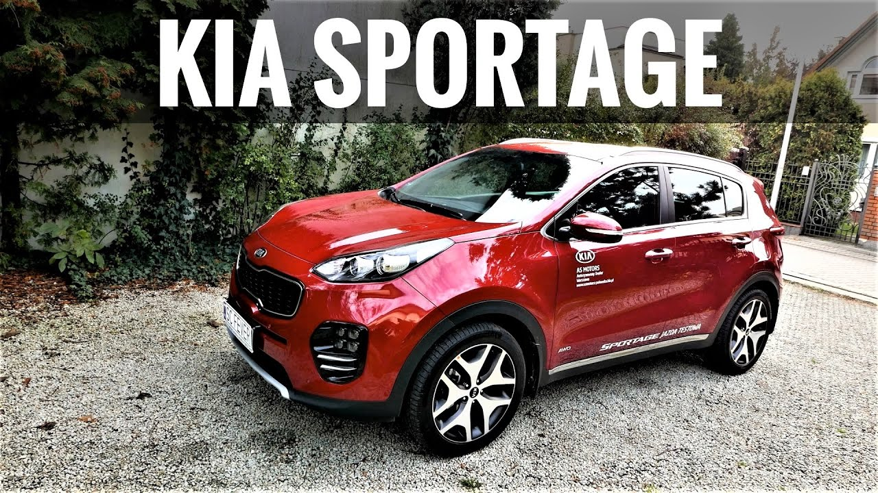 2017 2016 kia sportage gt line review pl test prezentacja recenzja pl youtube. Black Bedroom Furniture Sets. Home Design Ideas