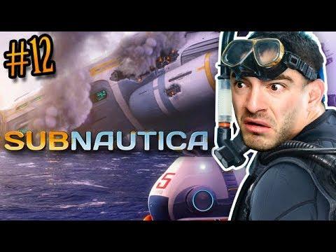 Subnautica Ep. 12 Uncut - Cyclops and Prawn Suit
