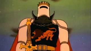 Thundercats - Mumm-ra and excalibur