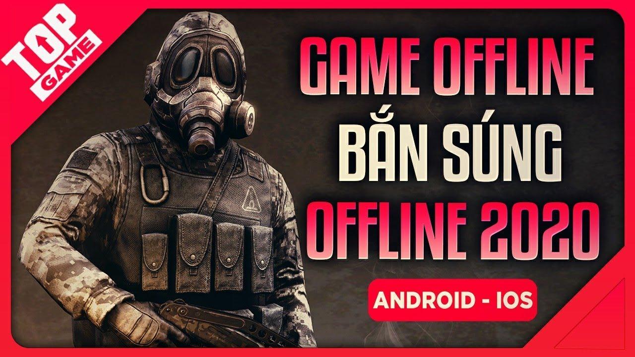 """[Topgame] Top Game """"FPS Offline Mobile"""" Sở Hữu Phần Chơi Chiến Dịch Hay Nhất"""