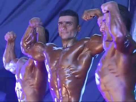 Body building, a growing sport in Afghanistan