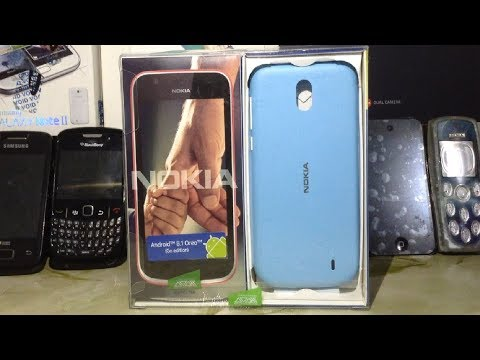 """Nokia 1 Unboxing (Malaysia """"launch edition"""")"""