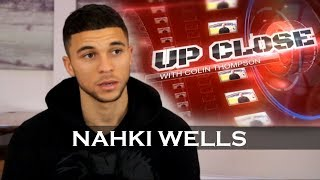 Up Close With Colin Thompson - Nahki Wells - Segment 4