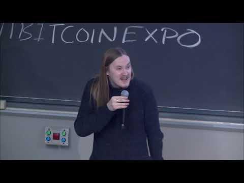MIT Bitcoin Expo 2019 - Non-Atomic Swaps