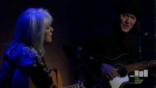 Emmylou Harris & Rodney Crowell: Dreaming My Dreams, Live in The Greene Space