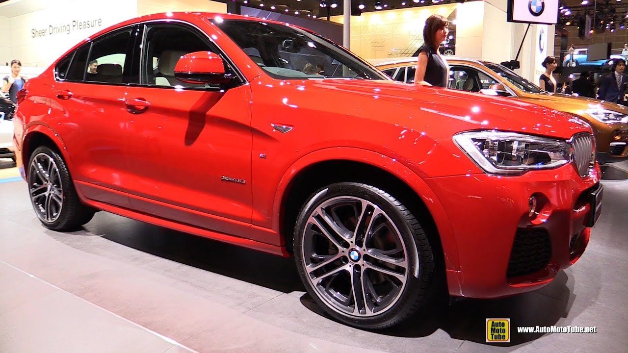 2016 BMW X4 XDrive 35i M Sport
