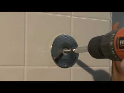 """Grab Bar Fastener Installation with """"The Beast"""""""
