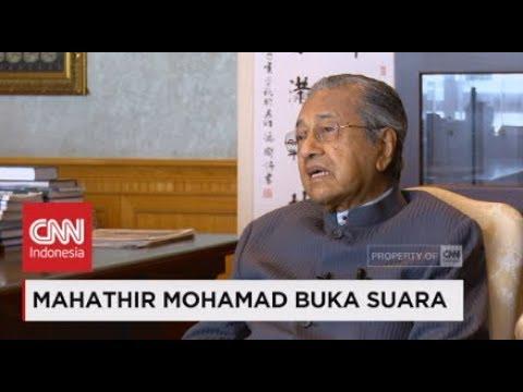 Eksklusif! Wawancara Mahathir Mohamad Mantan PM Malaysia(Part 1 of 2)
