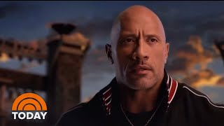 Dwayne Johnson Goes Inside The Action-Packed 'Titan Games' | TODAY