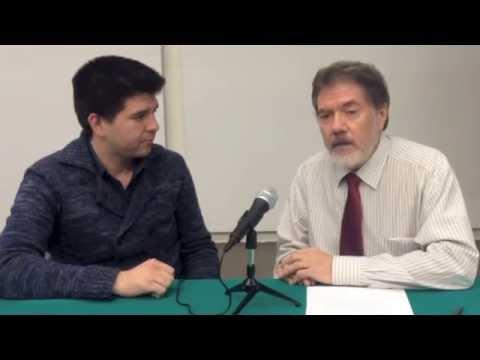 Pluralismo jurídico con Antonio Carlos Wolkmer