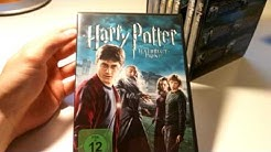 Harry Potter - DVD Box für 20€ [8 DVDs]