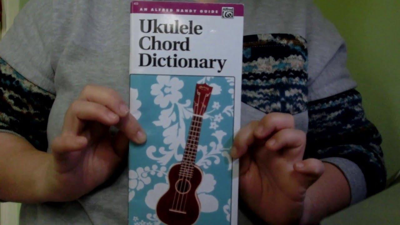 1 u book ukulele chord dictionary youtube 1 u book ukulele chord dictionary hexwebz Image collections