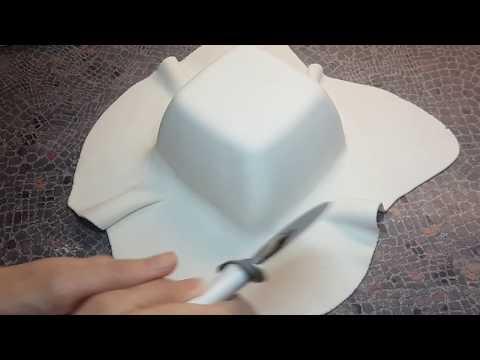 Как сделать мастику для обтяжки торта в домашних условиях