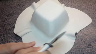 як зробити мастику для обтягування торта
