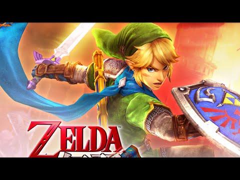 The Legend Of Link Hyrule Harem Youtube