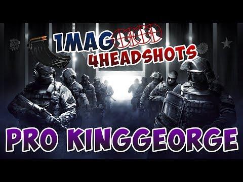 1 Mag 4 Headshots | Clips #1 | Pro KingGeorge