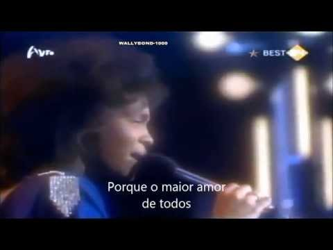 GREATEST LOVE OF ALL-WHITNEY HOUSTON-TRADUÇÃO-LEGENDADO PT BR-ANO 1985 ( HQ )