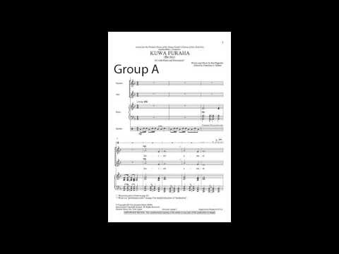 Kuwa Furaha A Group Practice Song