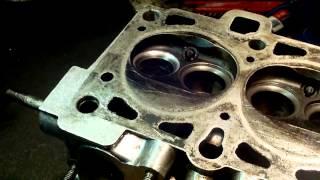 Ваз 1111 Ока,сборка двигателя.
