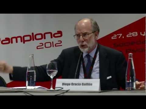 Aspectos éticos de la capacidad Pamplona Diego Gracia Guillén, Junio 2012, Conferencia Completa
