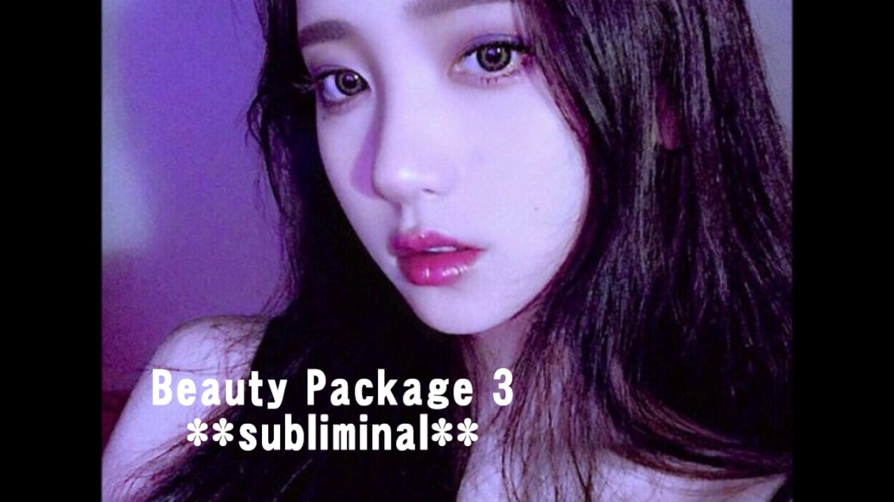 Beauty Package vers  3 **subliminal**