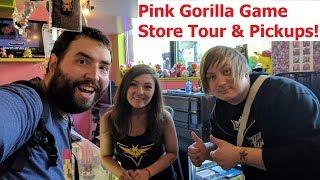 Pink Gorilla Games Videogame Store in Seattle (2017) - Adam Koralik