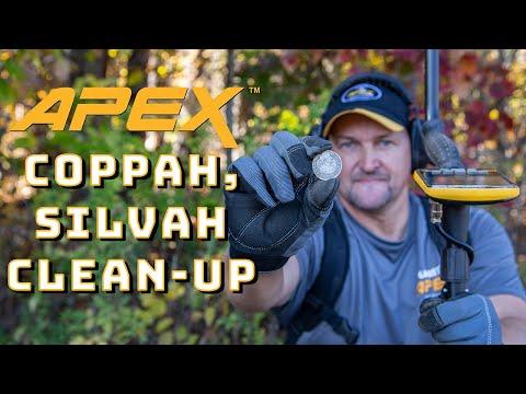 Apex Coppah, Silvah Clean-Up
