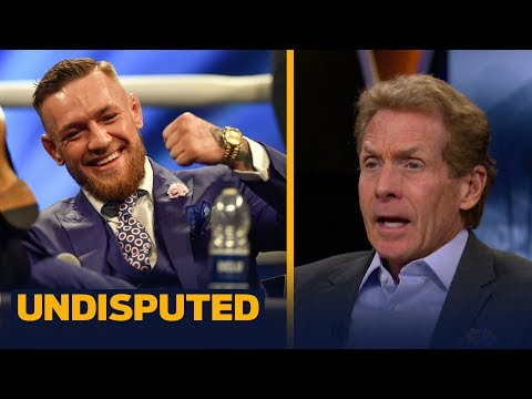 Thumbnail: Conor McGregor 'punk'd' Draymond Green in Instagram feud says Skip Bayless | UNDISPUTED