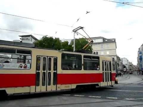 Trams in Bratislava / Električky v Bratislave