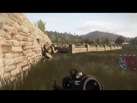 Operations in Lythium: Arma 3