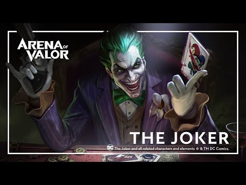 Get Joker in AOV for FREE with your OPPO F5