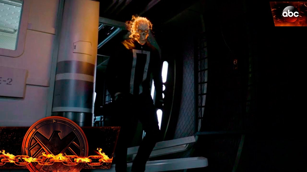 Download Top Ghost Rider Moments: Ghost Rider Breaks Out - Marvel's Agents of S.H.I.E.L.D.